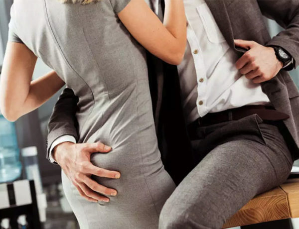 Have An Affair With a Coworker